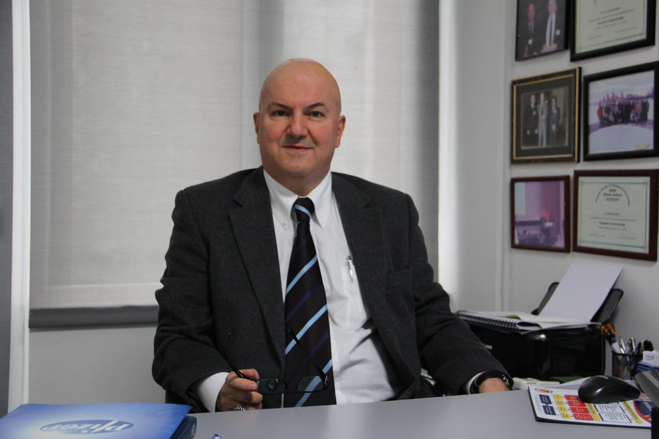 Prof. Dr. Atilla Büyükgebiz